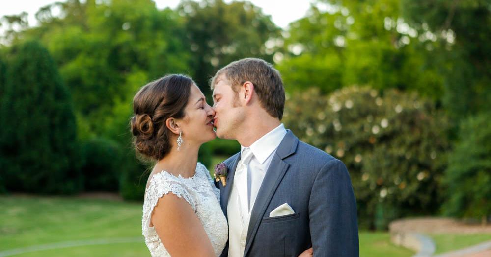 Sarah + Blake : Fred Fletcher Park Wedding