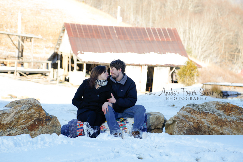 Amber Foster Smith Photography - Boone, NC | Raleigh Engagement Photographer