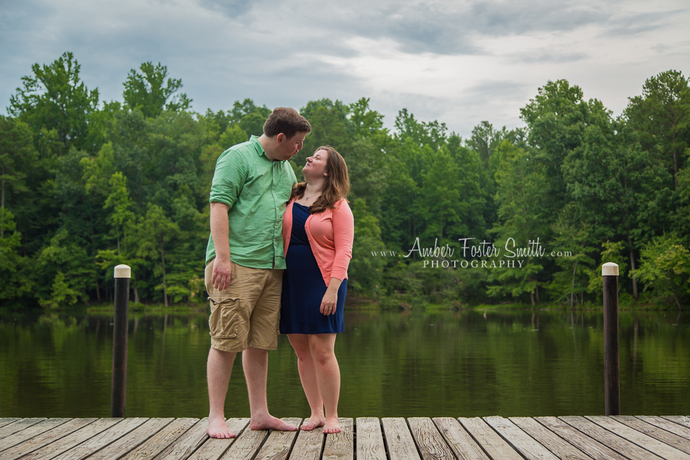 Amber Foster Smith Photography - Holly Springs, NC | Raleigh Engagement Photographer