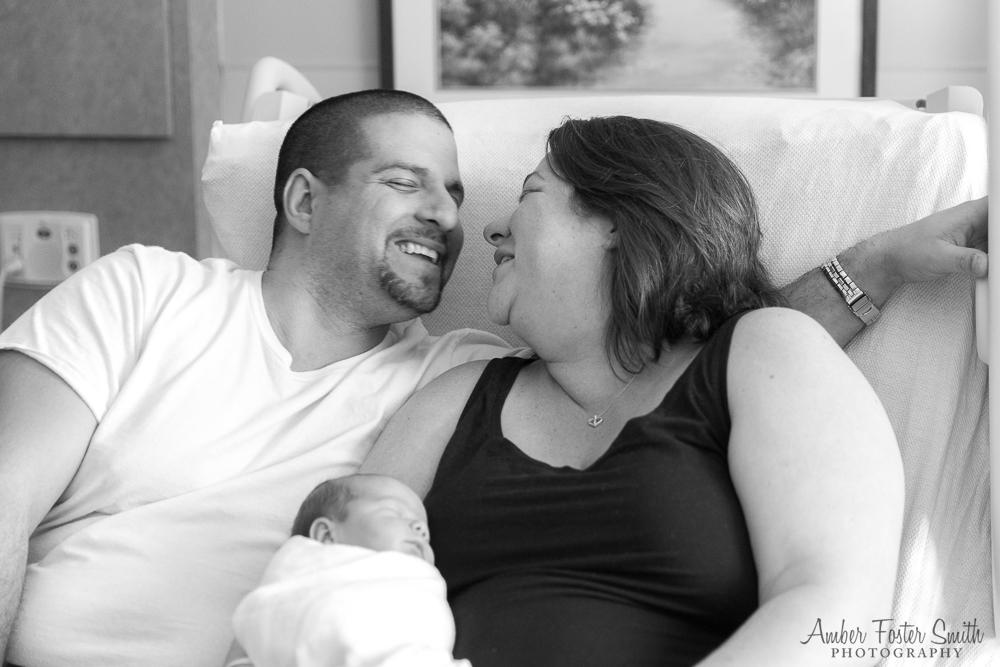 Amber Foster Smith Photography - Raleigh Newborn Photographer