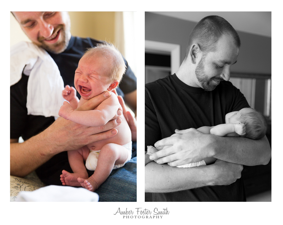 Amber Foster Smith Photography - Cary Lifestyle Newborn Photographer