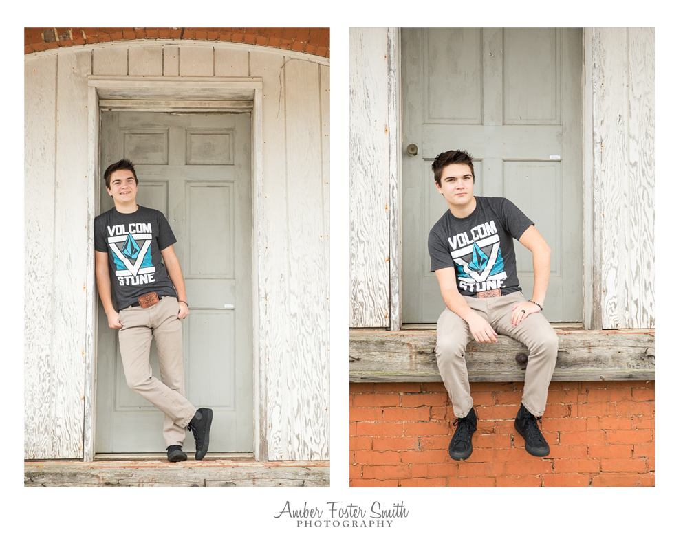 Amber Foster Smith Photography - Holly Springs Senior Photographer