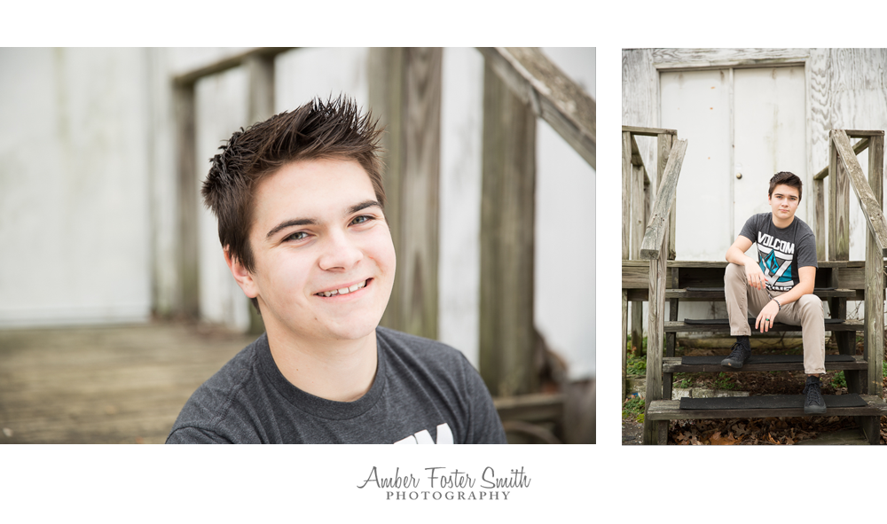 Amber Foster Smith Photography - Fuquay Varina Senior Photographer