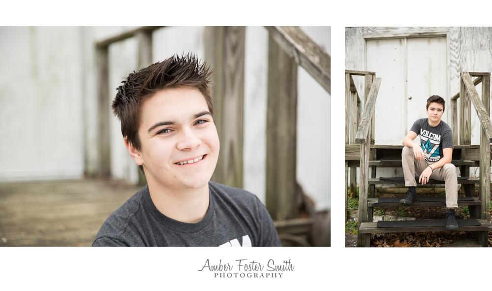 Amber Foster Smith Photography - Fuquay Varina Senior Photographer