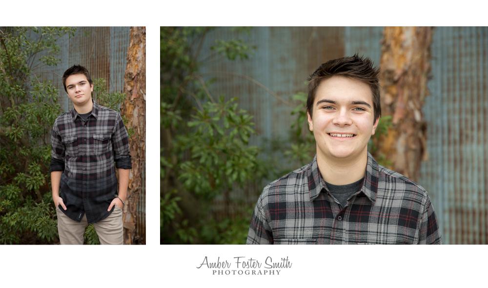 Amber Foster Smith Photography - Raleigh High School Senior Photographer