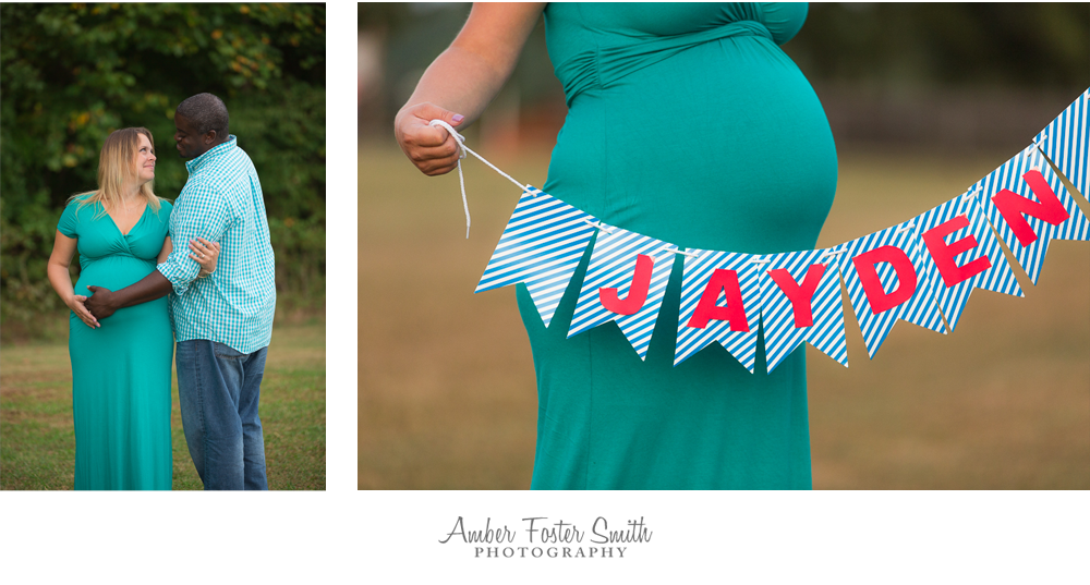Amber Foster Smith Photography - Holly Springs Maternity Photographer