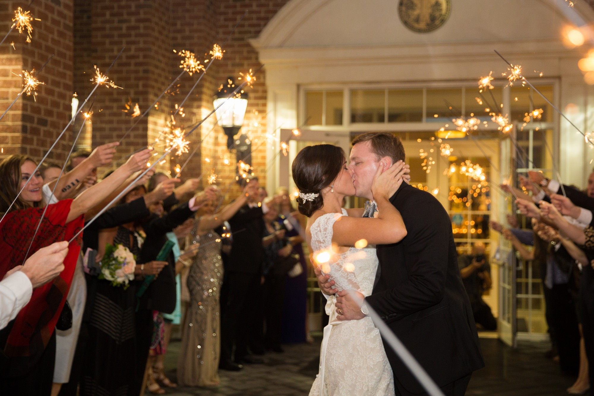 Guest Photographer with Red Stone Photography | NC State Park Alumni Center : Raleigh, NC