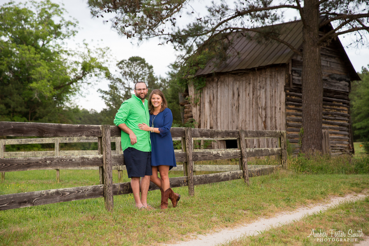 Amber Foster Smith Photography | Raleigh Engagement Photographer