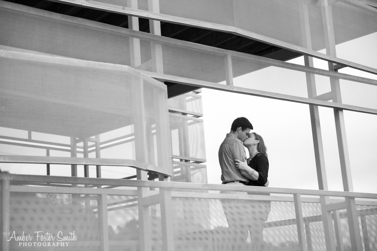 Amber Foster Smith Photography | Raleigh Engagement Photographer| NC Museum of Art