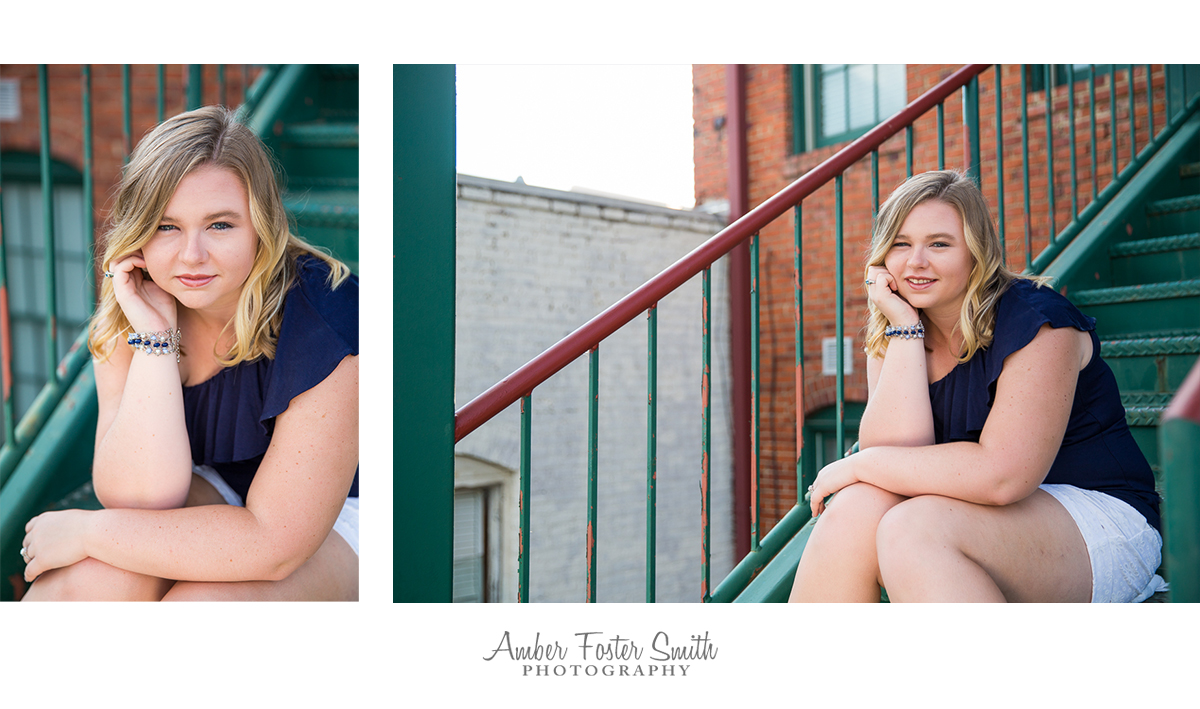 Amber Foster Smith Photography - Raleigh High School Senior Photographer
