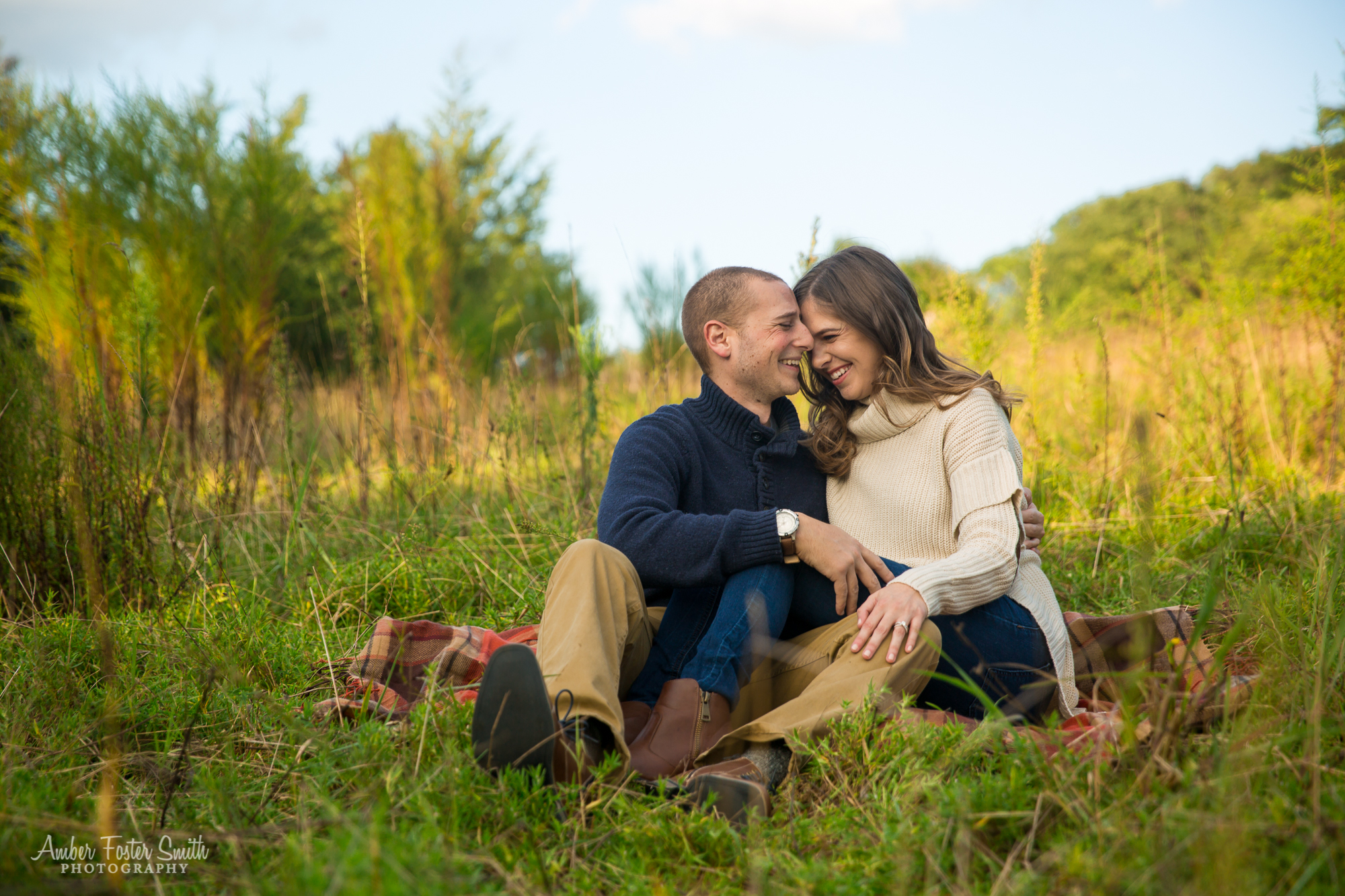 Amber Foster Smith Photography - Holly Springs, NC | Raleigh Engagement and Wedding Photographer