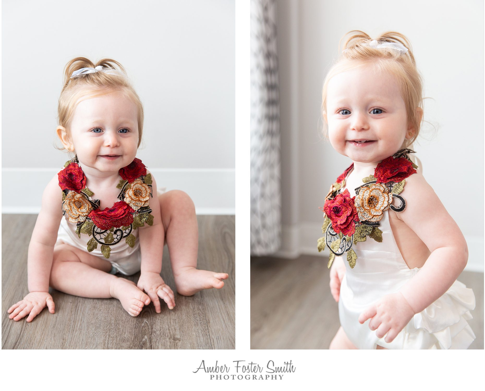 Amber Foster Smith Photography - Cake Smash Photography in Holly Springs