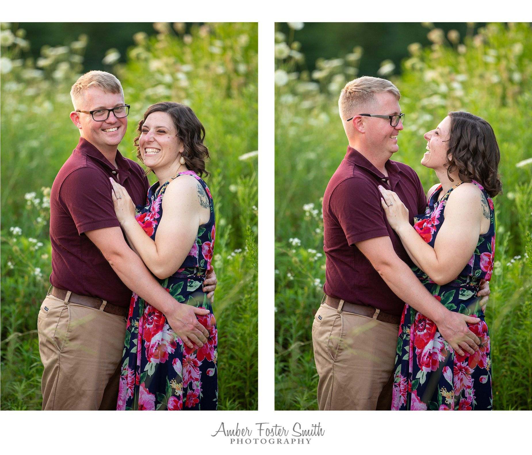 Amber Foster Smith Photography - Holly Springs Engagement Photography