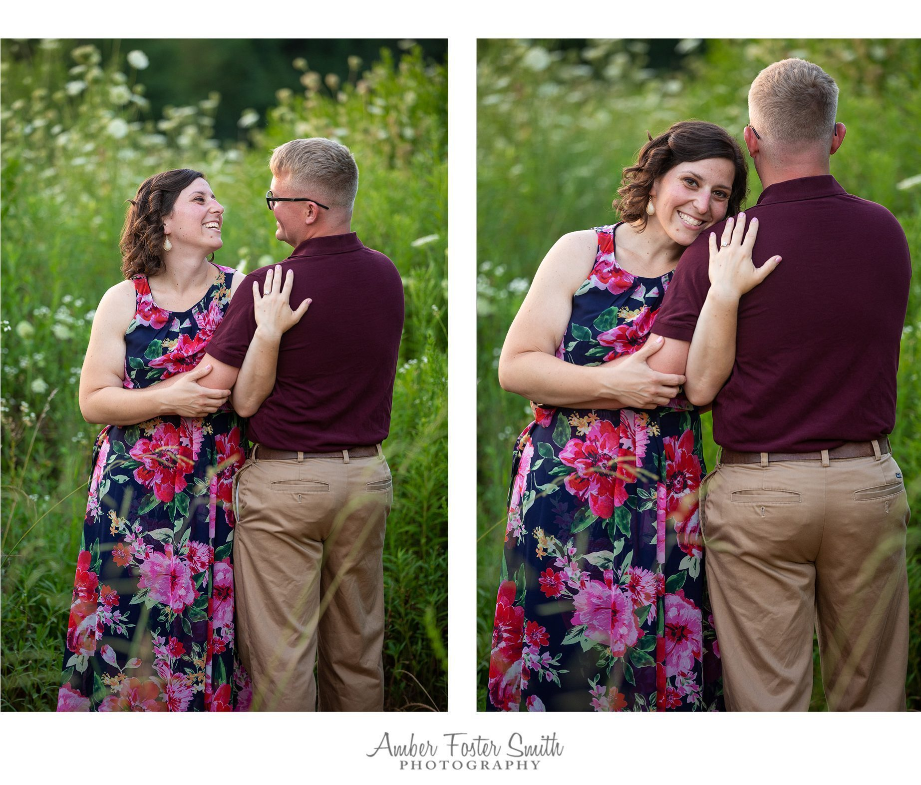 Amber Foster Smith Photography - Engagement Photographer in Holly Springs