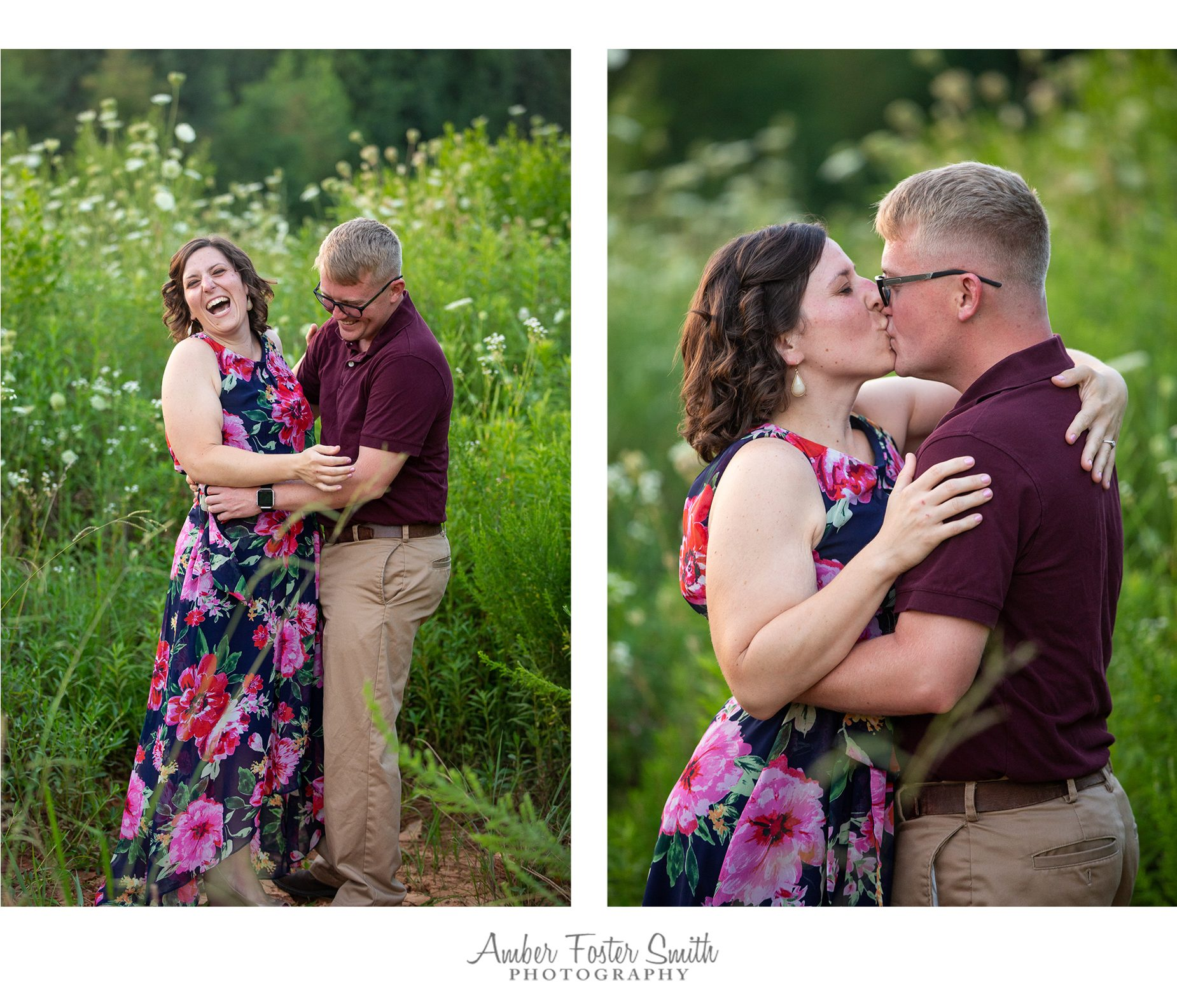 Amber Foster Smith Photography - Holly Springs Engagement Photographer