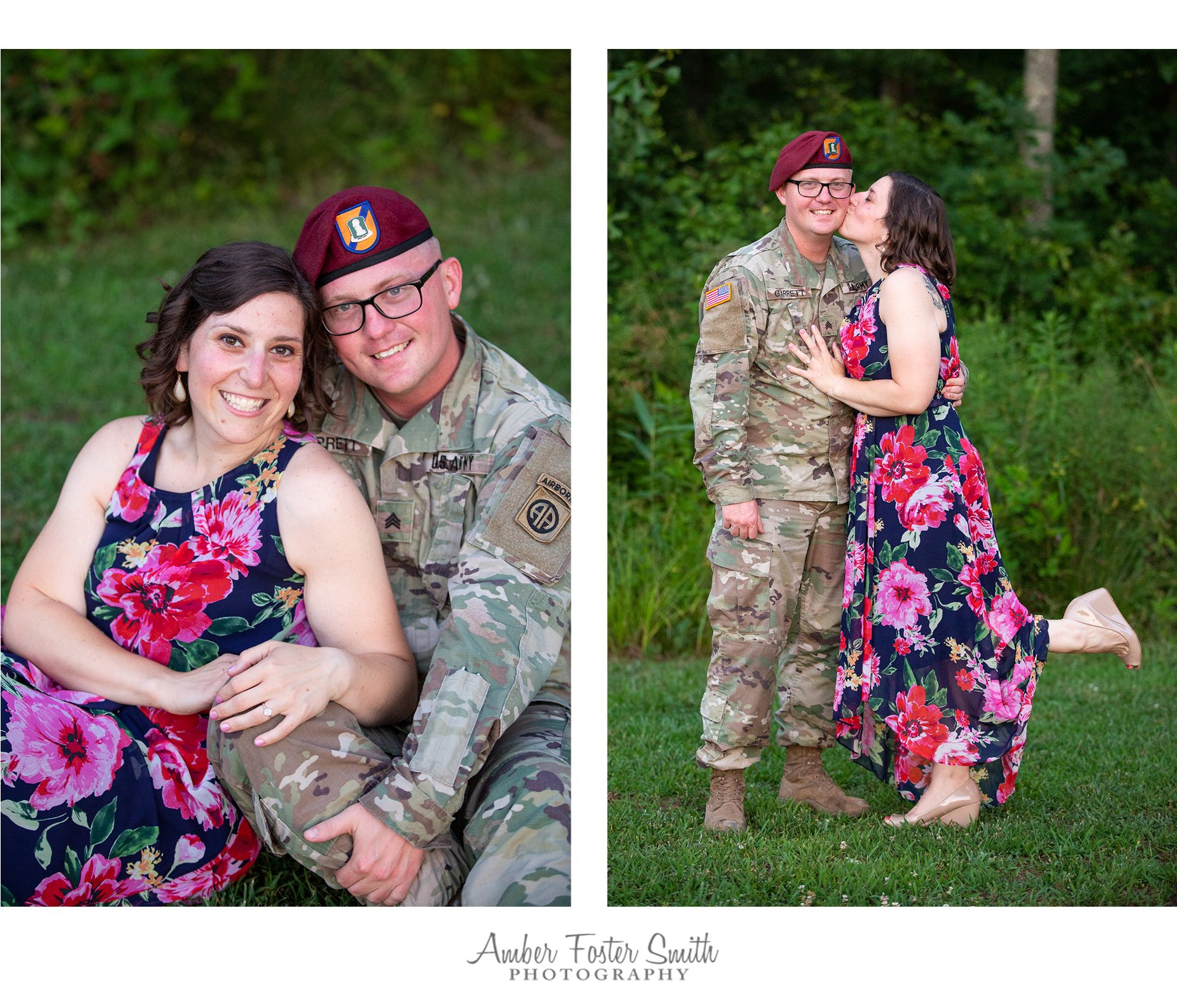 Amber Foster Smith Photography - Engagement Session Photography in Holly Springs