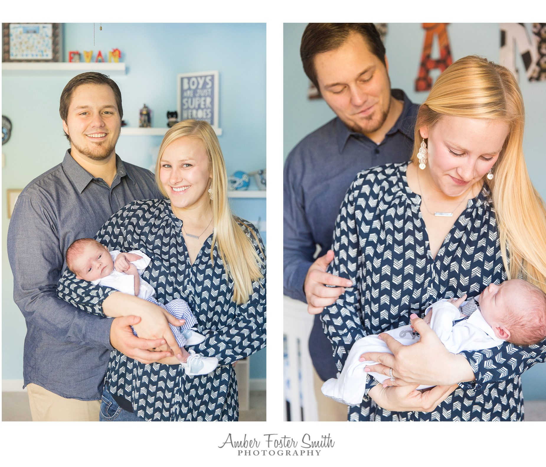 Amber Foster Smith Photography - Holly Springs Newborn Photography