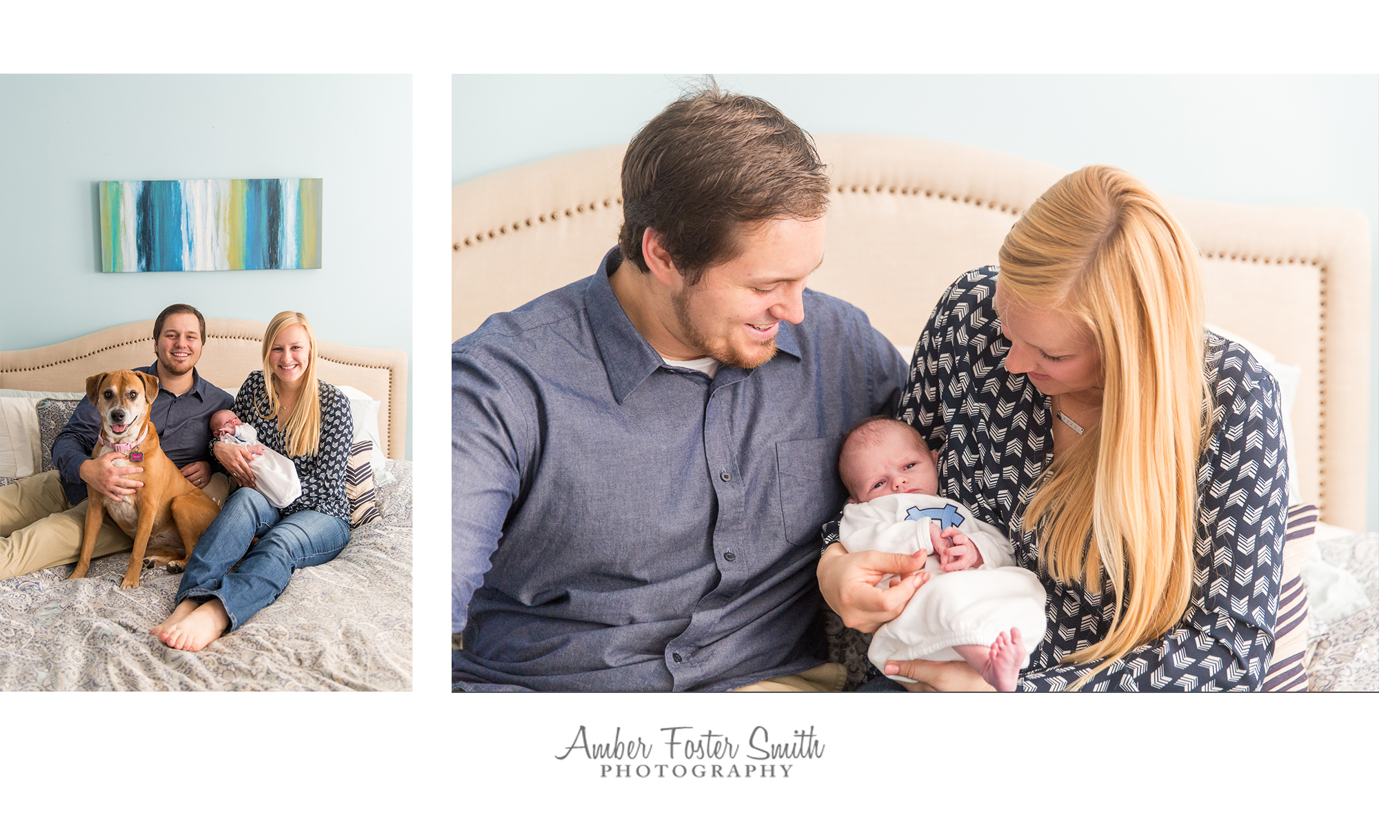 Amber Foster Smith Photography - Newborn Photography in Holly Springs