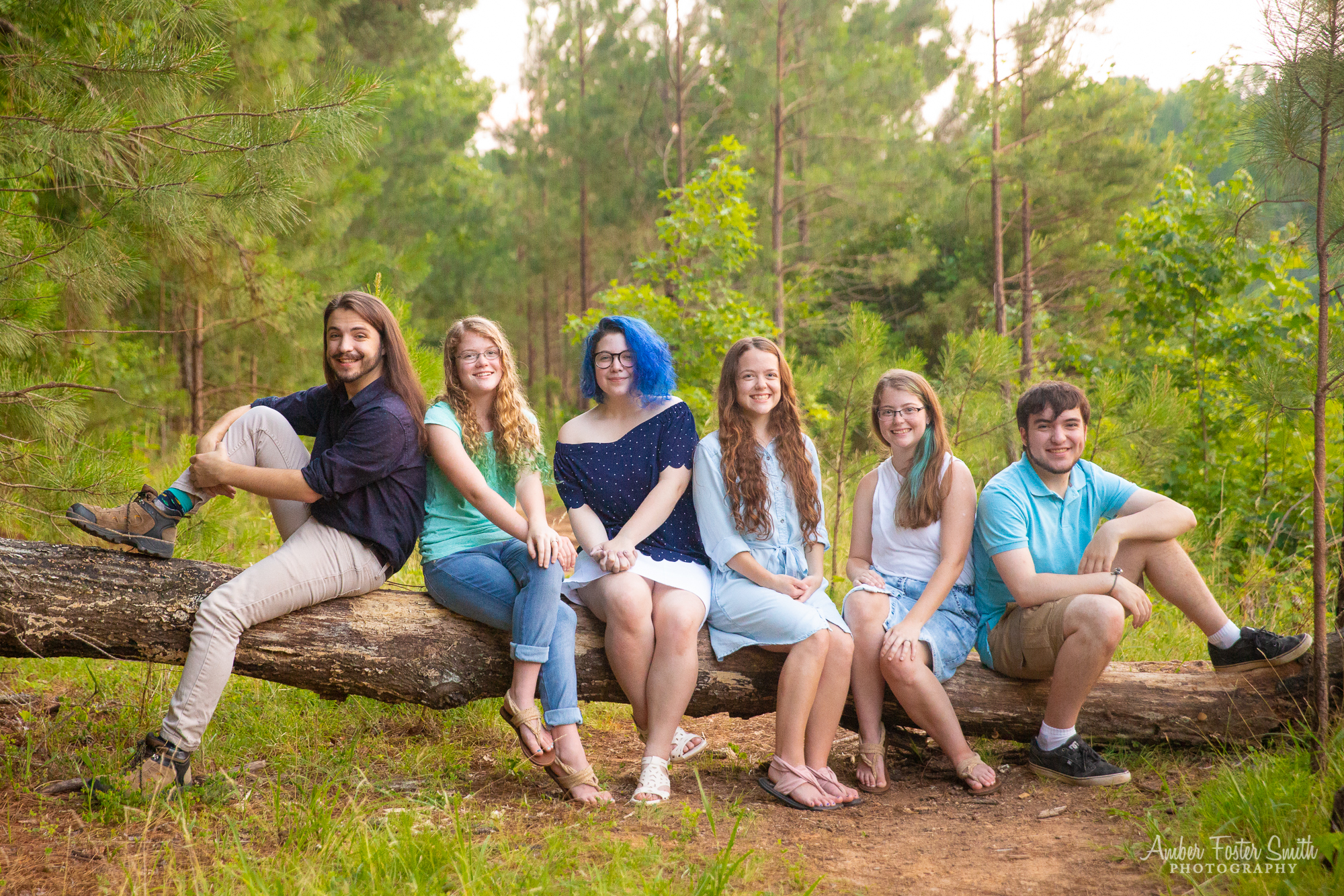 Amber Foster Smith Photography - Family Photographer in Holly springs