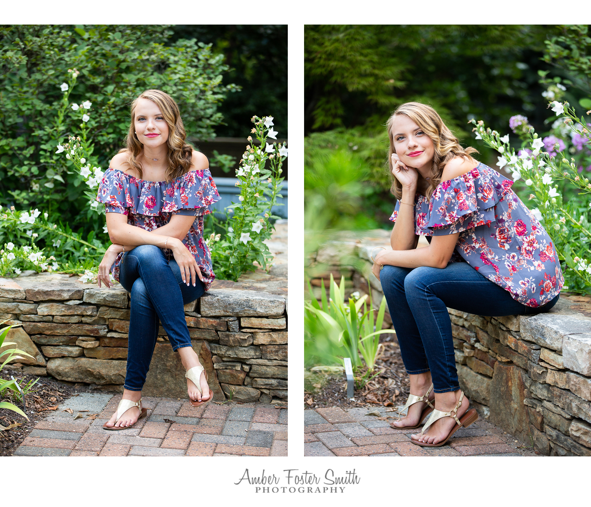 Amber Foster Smith Photography : Senior Portraits in Holly Springs