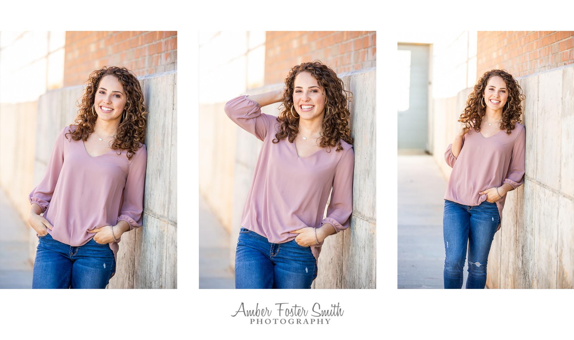 Amber Foster Smith Photography - Raleigh High School Senior Photography