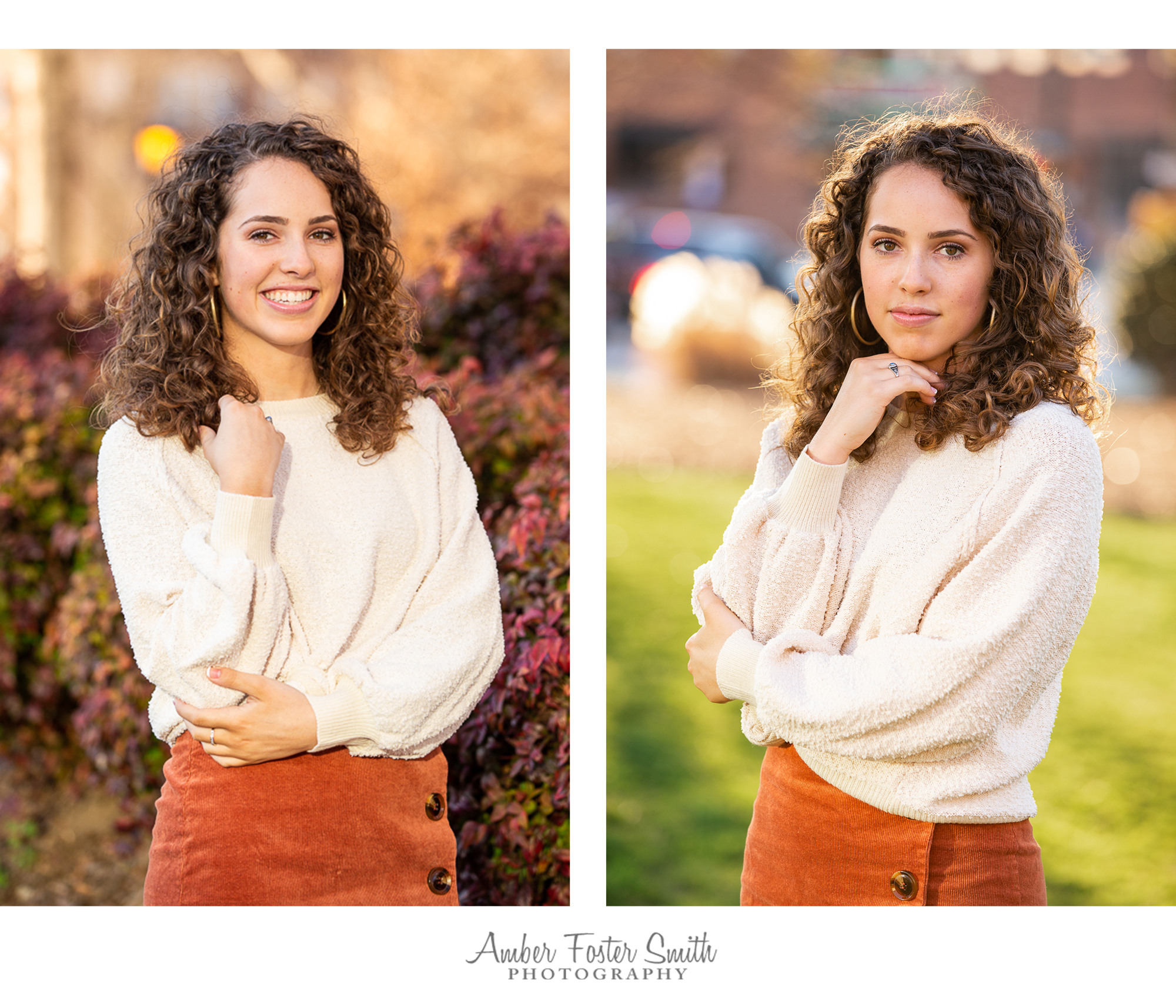 Amber Foster Smith Photography - Holly Springs High School Senior Photography