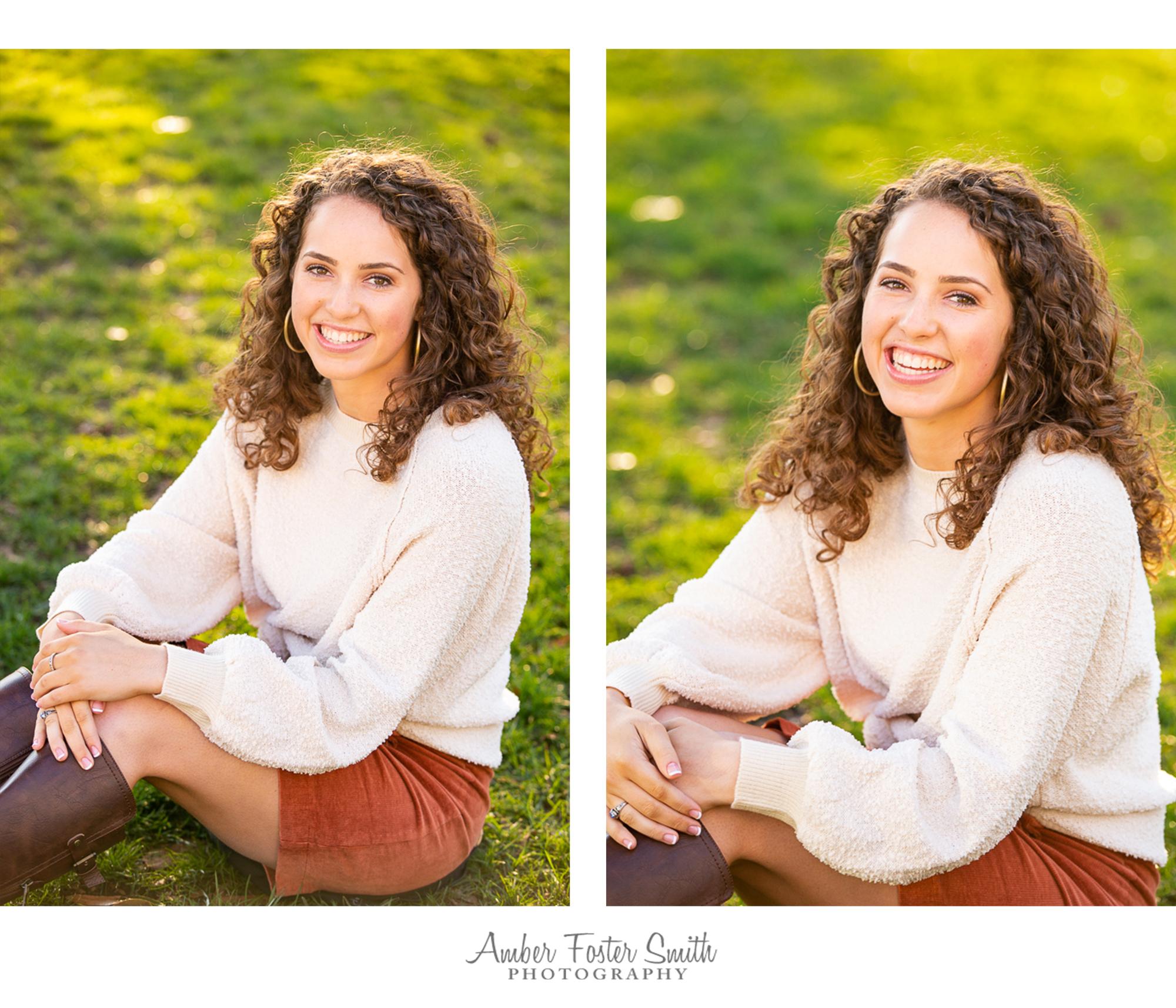 Amber Foster Smith Photography - Apex High School Senior Photography